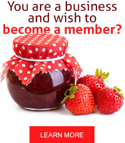 You are a business and wish to become a member ?